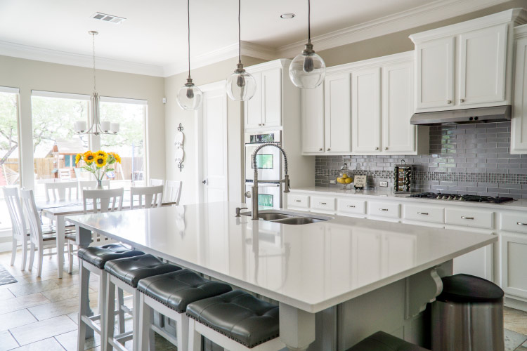 A clean home that is sanitized and disinfected against coronavirus