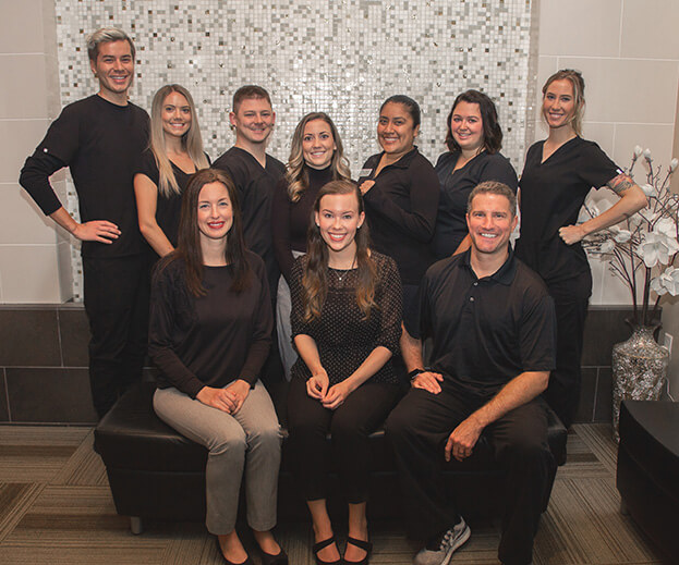 Optima Dental team