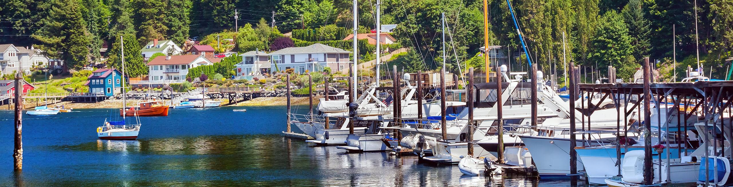 Gig Harbor, WA header